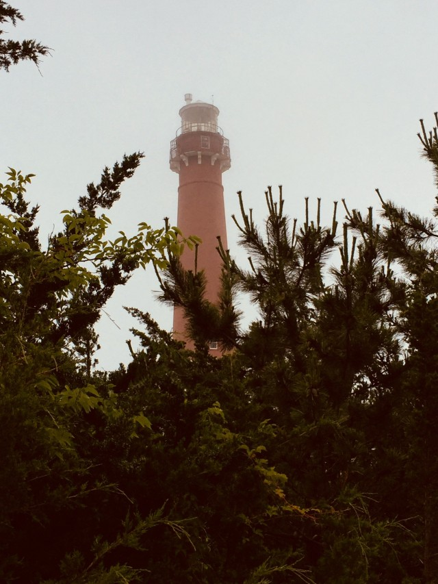 Lighthouse on Long Beach Island