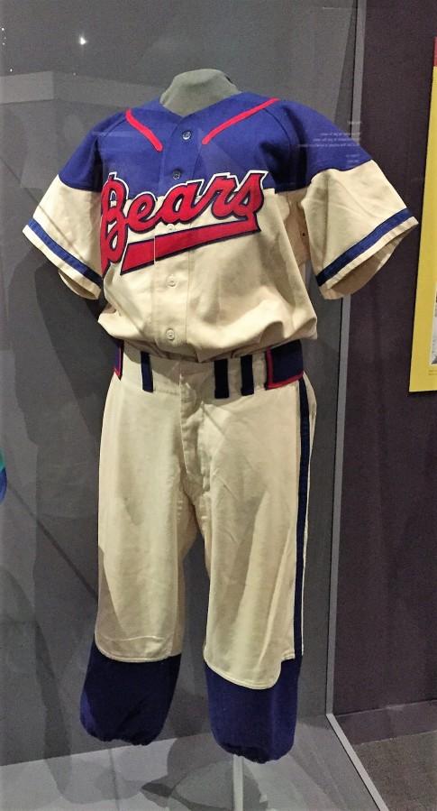 Denver Bears uniform