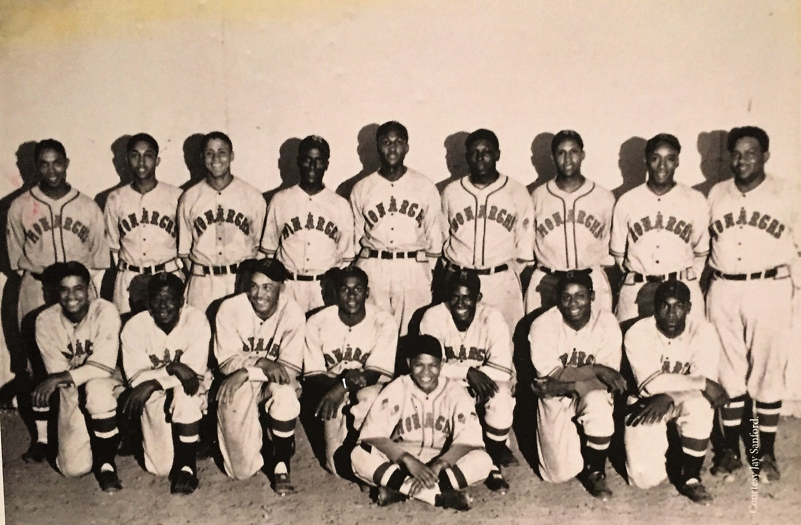 1934 Kansas City Monarchs