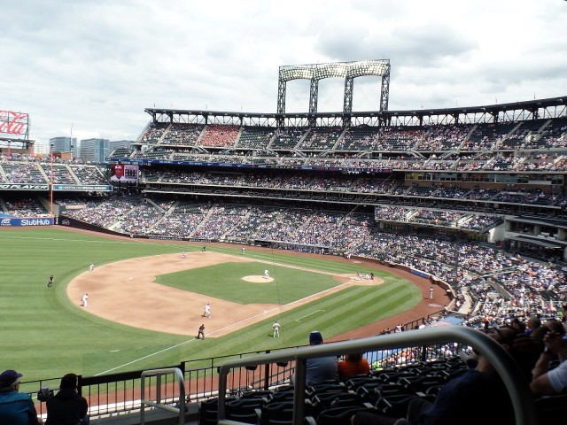 New York Mets game at Citi Field
