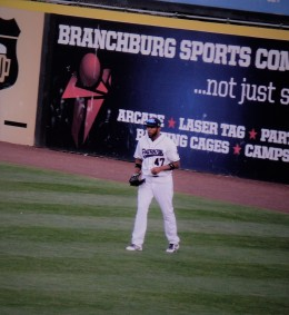 Former major leaguker Endy Chavez