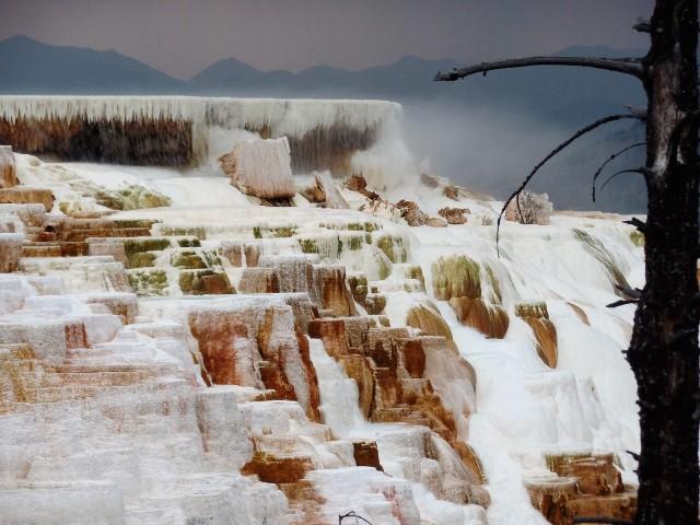Mammoth Hot Springs