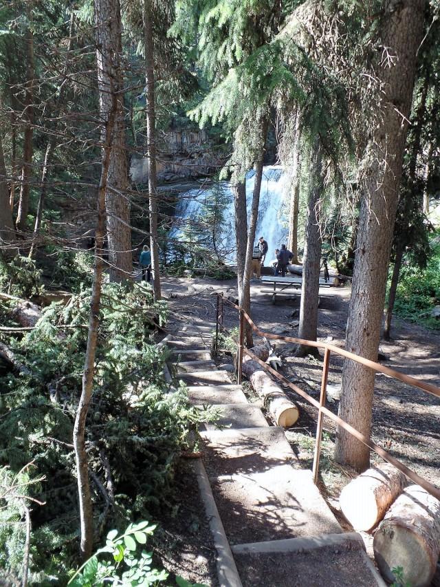 Ousel Falls Trail
