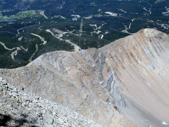 View from Lone Peak