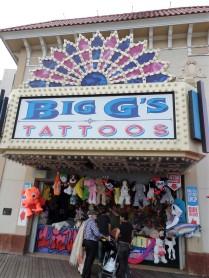 Boadwalk tattoo parlor