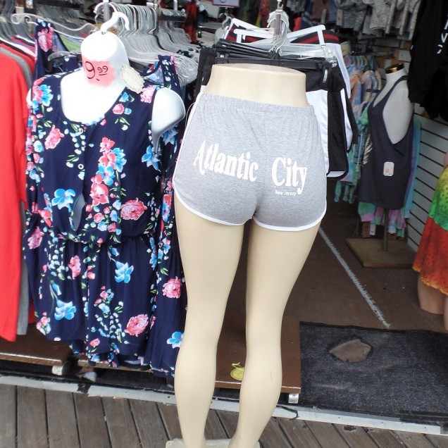 Boardwalk butt shorts