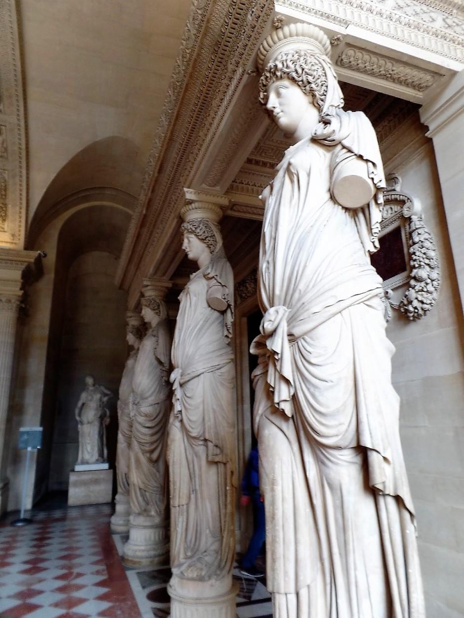 Salle des Caryatides