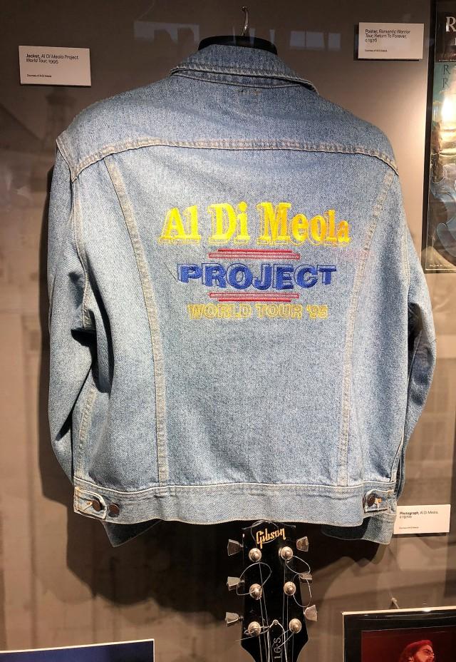 Al Di Meola jacket