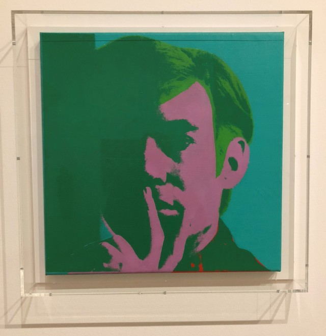 Warhol Self-Portrait