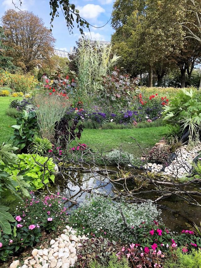 Jardin Villemin