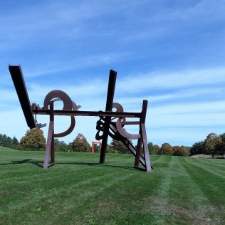 Mozart's Birthday, Mark di Suvero