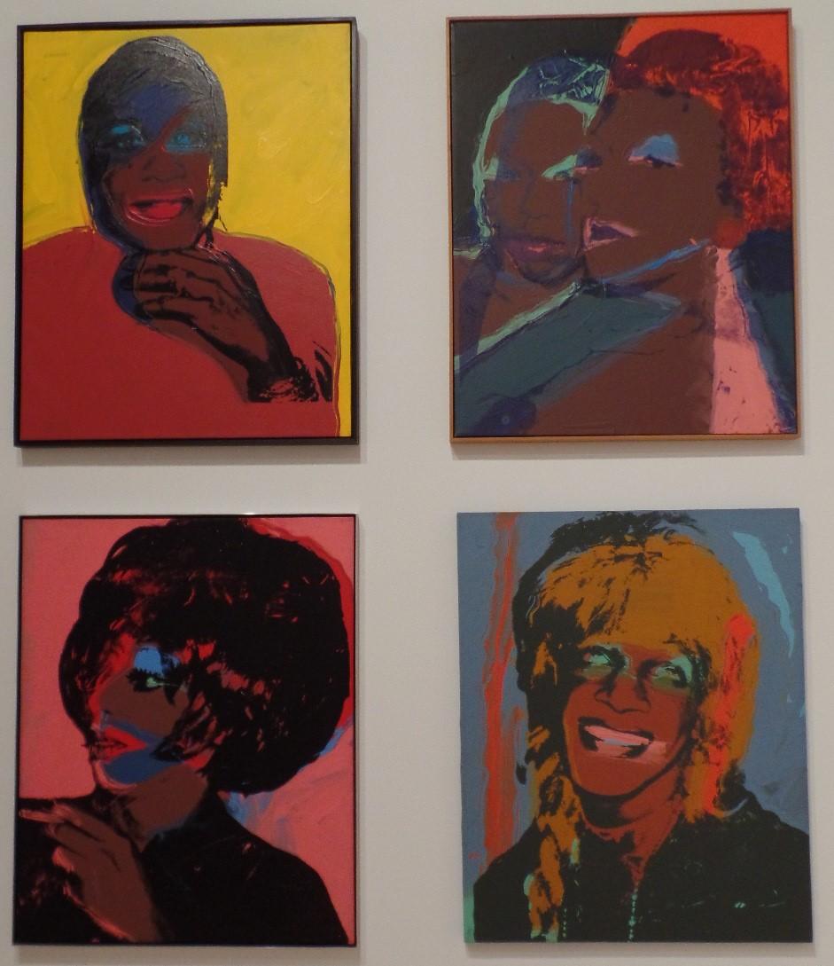 Warhol's Ladies and Gentlemen
