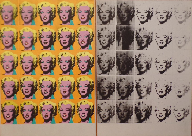 Warhol's Marilyn