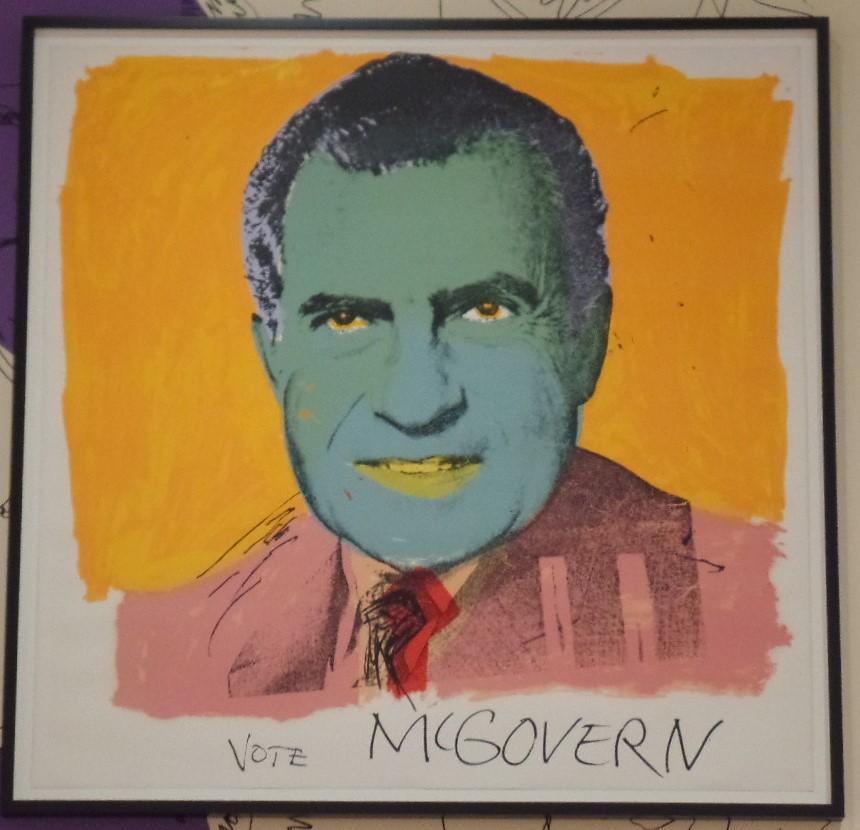 a diabolical Nixon