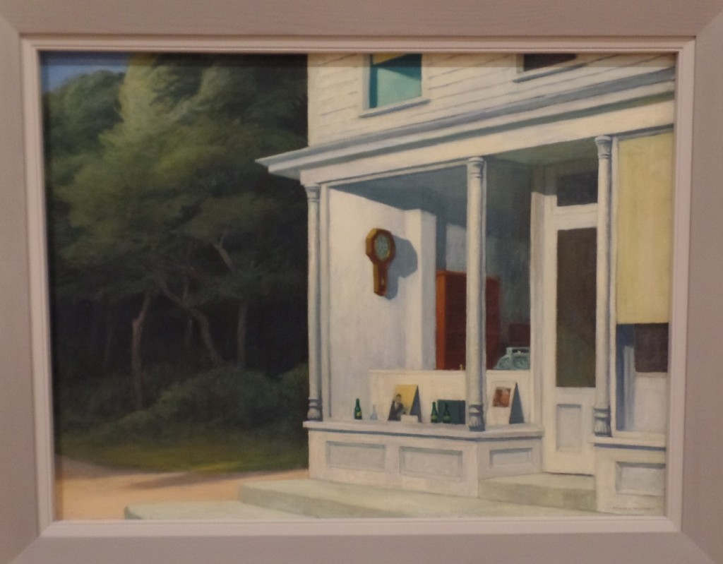 Hopper's Seven A.M.