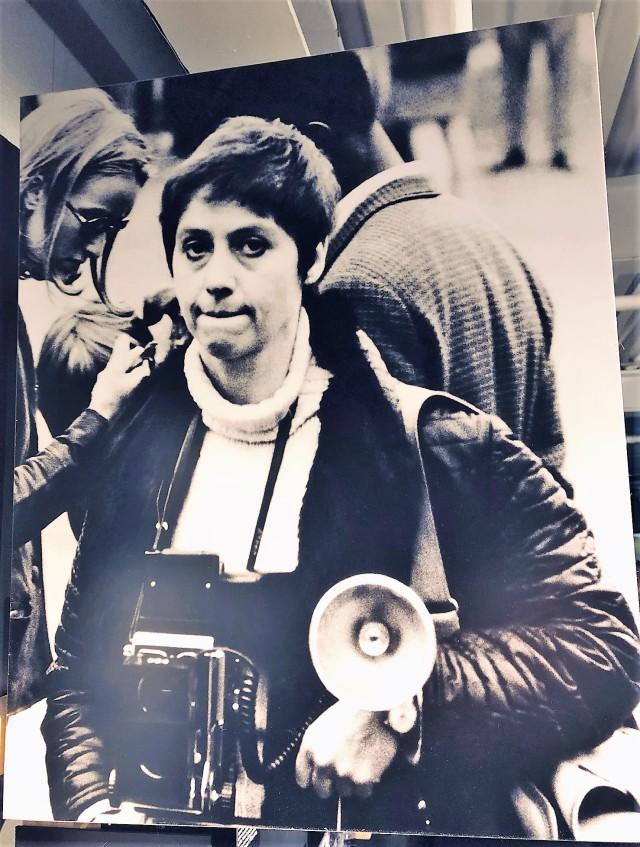Photographer Diane Arbus