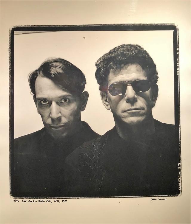 John Cale, Lou Reed