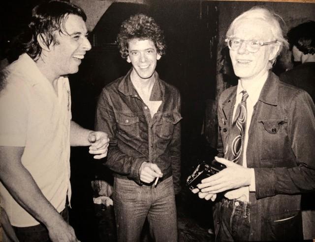 Cale, Reed, Warhol