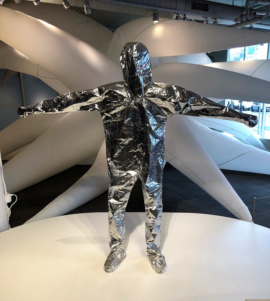 Lightproof Suit