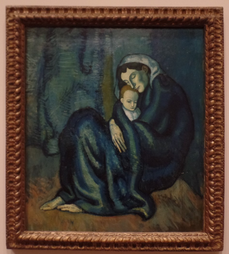 Mother and Child, Pablo Picasso