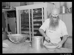 House of David baker