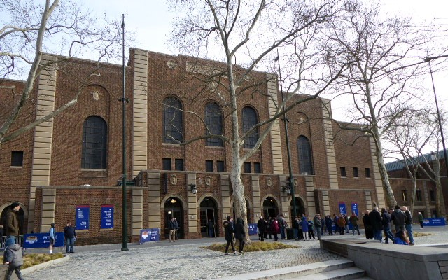 The Palestra