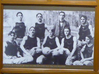 1886 Penn basketball team