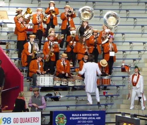 Princeton pep band