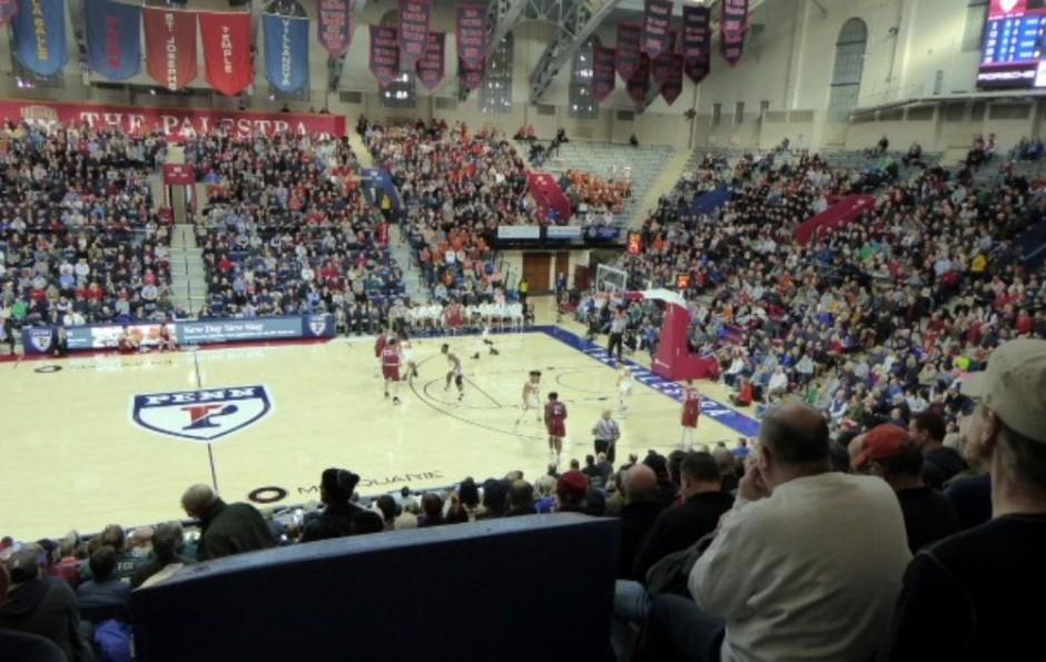 Penn vs. Princeton