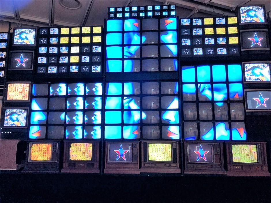 Whitney Museum exhibit