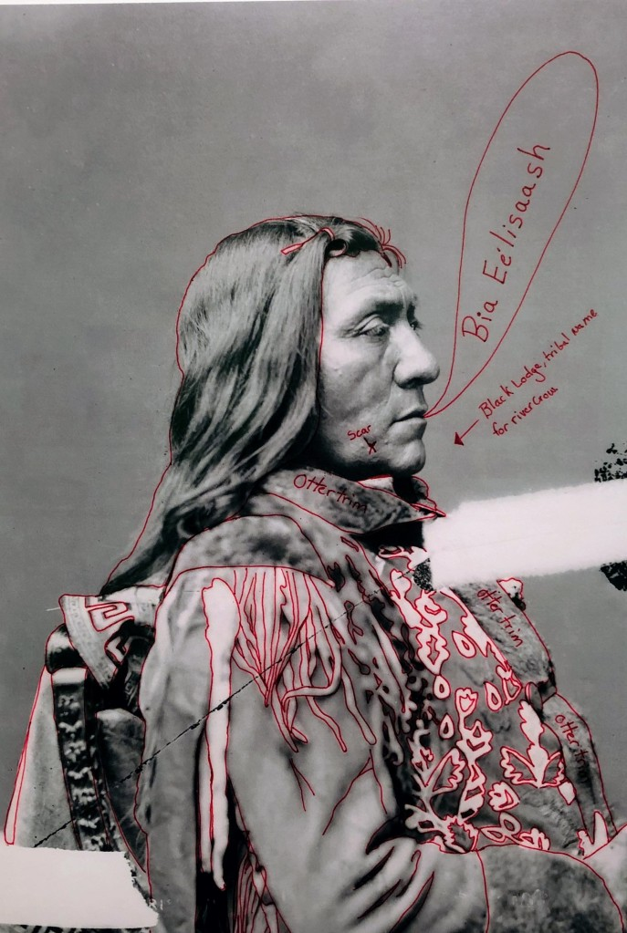 1880 Crow Peace Delegation