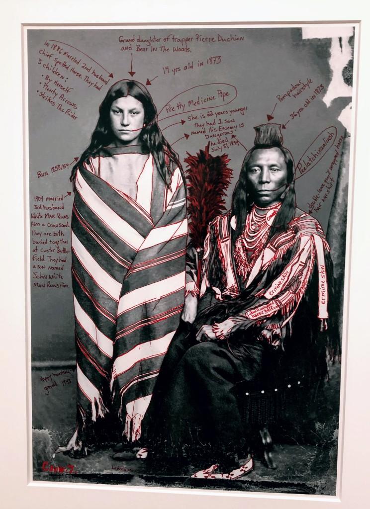 1973 Crow Delegation