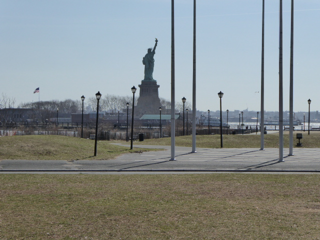 view of State of Liberty