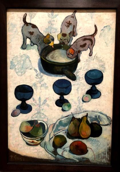 Gauguin at MOMA