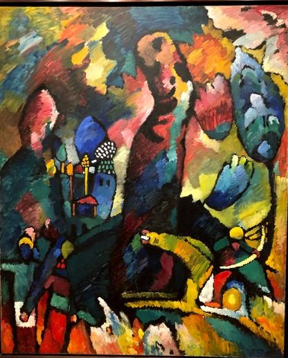 Kabndinsky at MOMA