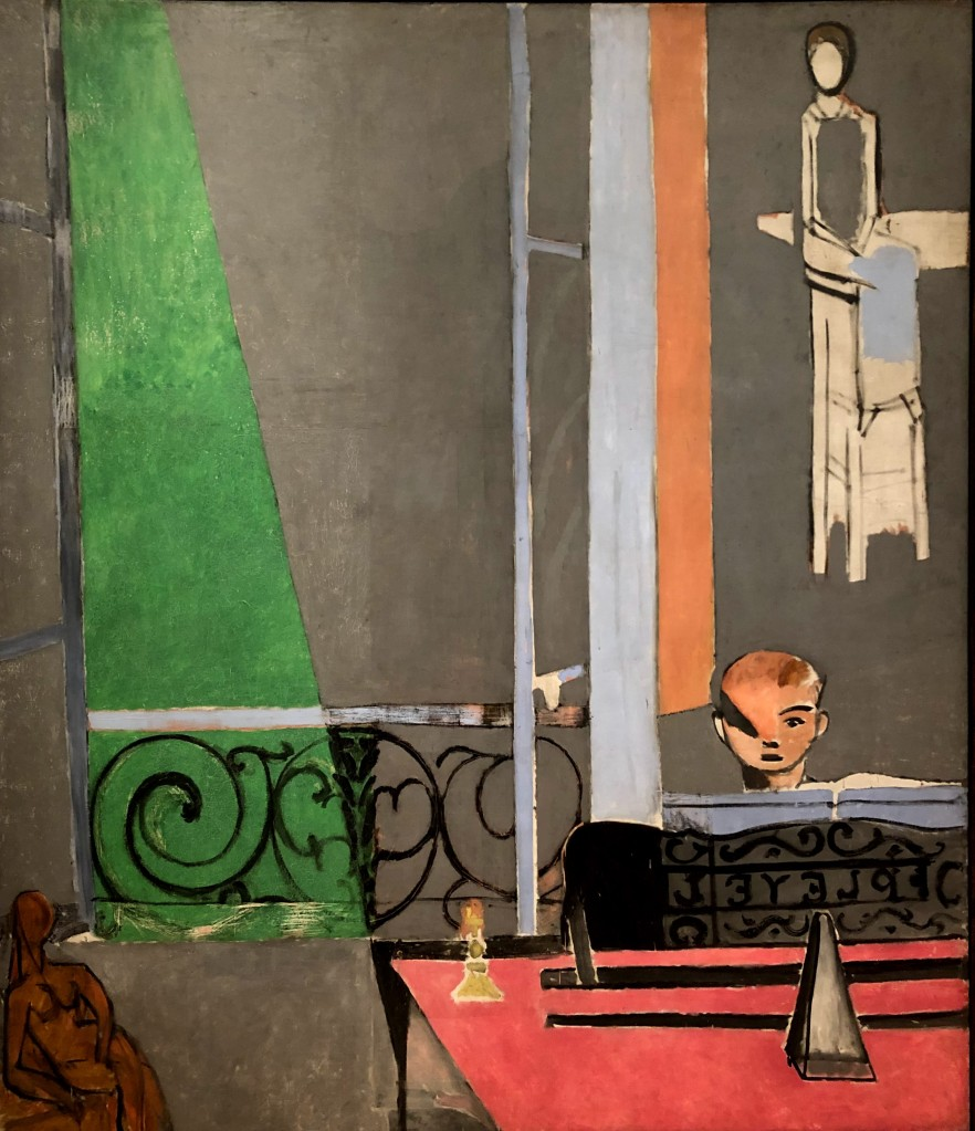The Piano Lesson, Matisse