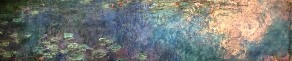 Monet at MOMA