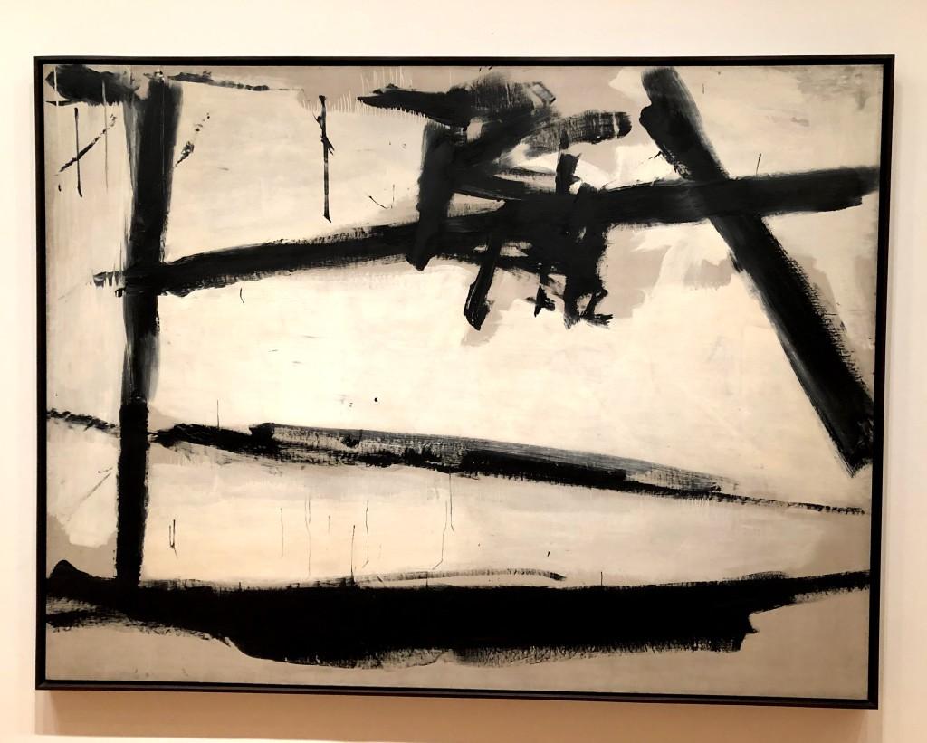 Franz Kline at MOMA