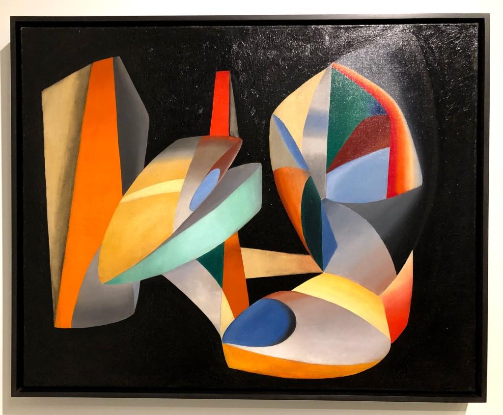 Paris Abstract, John Ferren