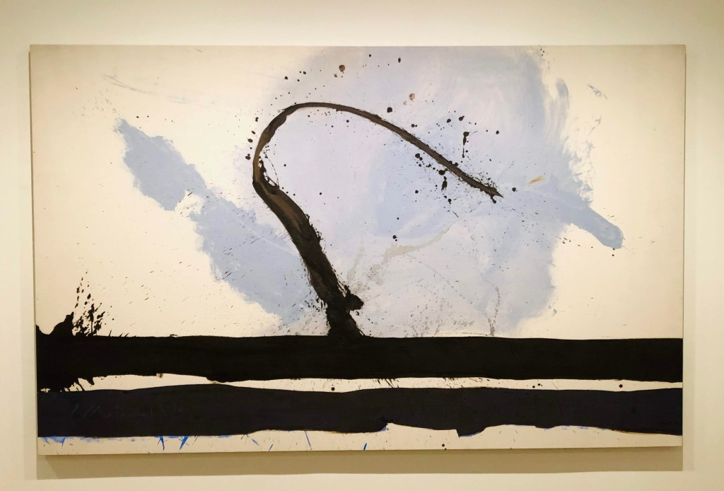 Robert Motherwell at Newark Museum