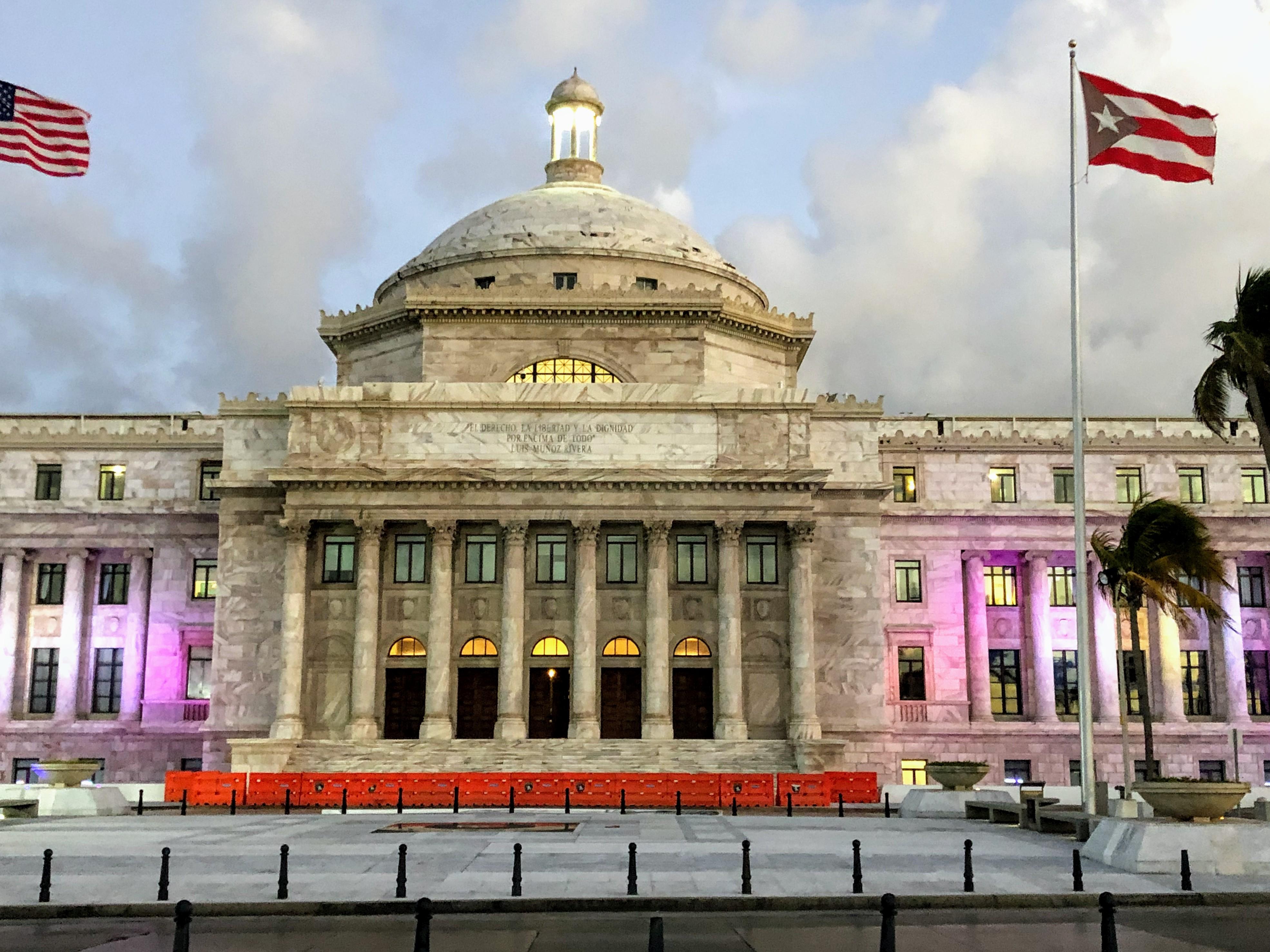 San Juan Capital