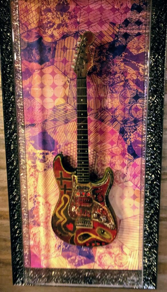 Ramones guitar
