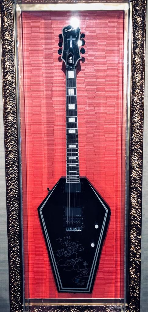 Bon Jovi guitar