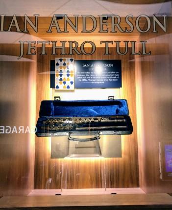 Jethro Tull flute