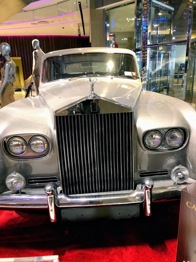 Elvis Presley's Rolls-Royce