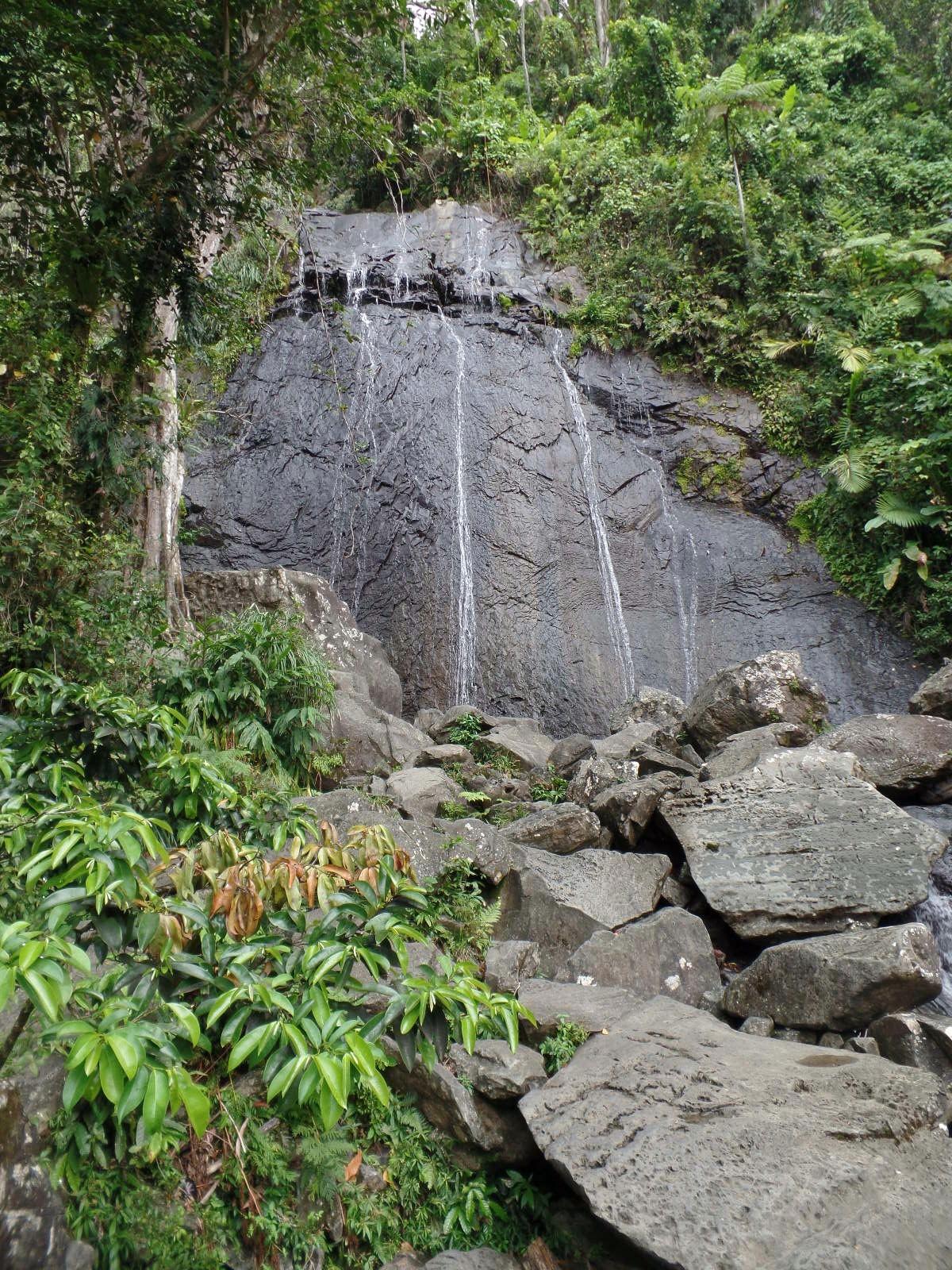 Coca Falls