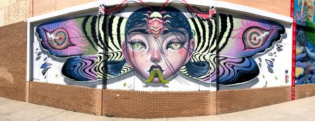 :Lauren YS mural in Asbury Park