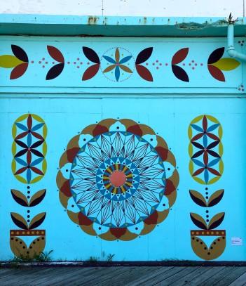 Lauren Napolitano mural