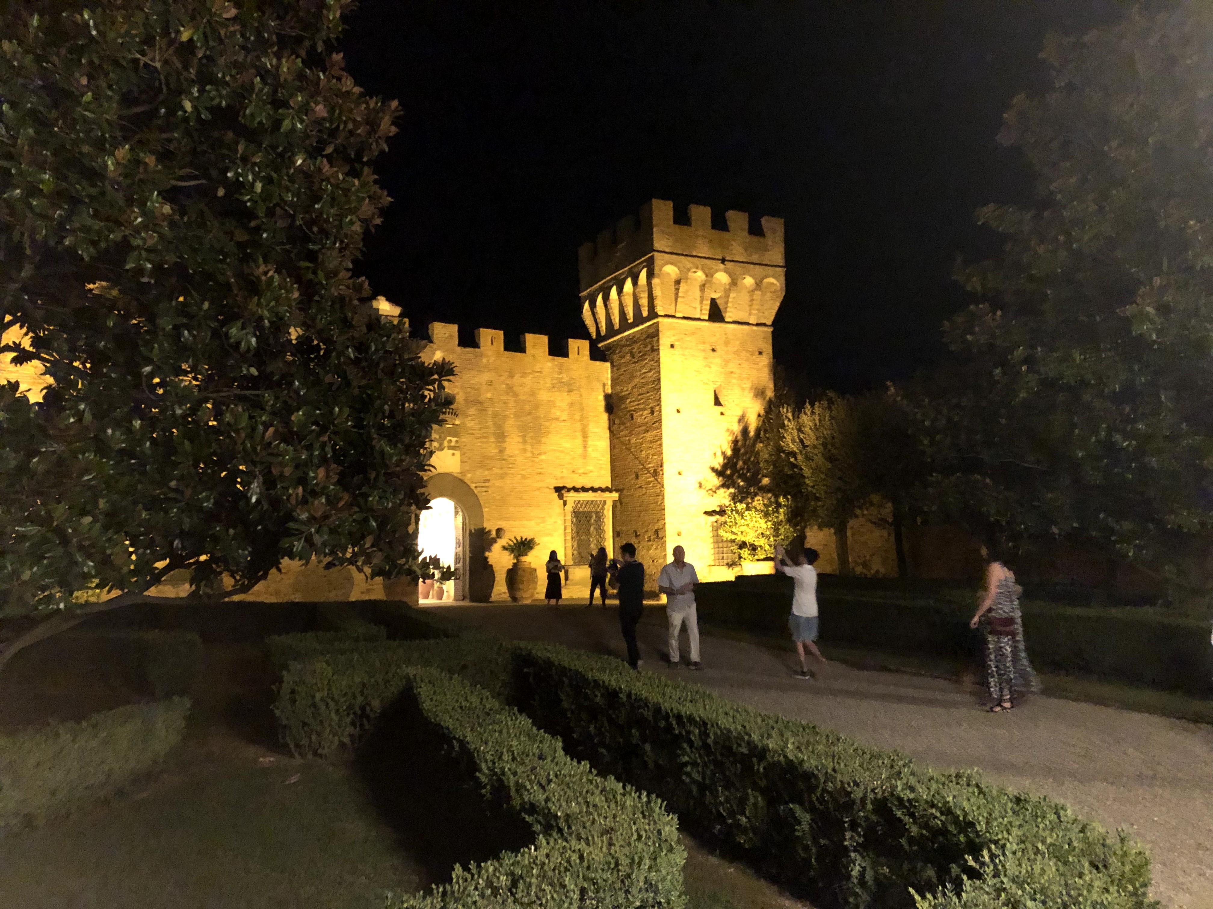 Castello di Olivetto