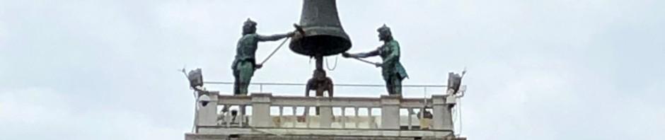 Venice clock tower